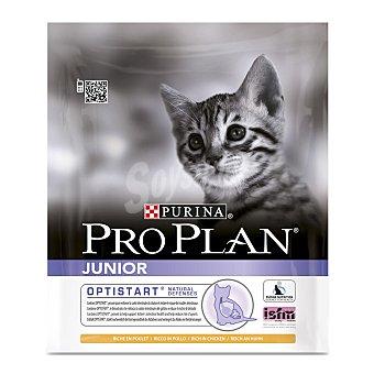 PRO PLAN OPTI Pienso para gatos cachorros Pro Plan Junior Opti Start pollo 400 gr