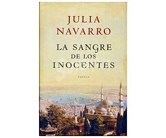 HISTÓRICA La sangre de los inocentes, julia navarro, libro de bolsillo, género: novela negra, Editorial: Debolsillo. Descuento ya incluido en pvp. PVP anterior: