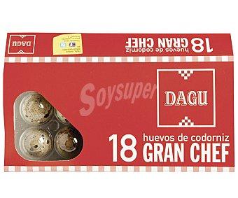 Pitas Huevos de codorniz 18 uds