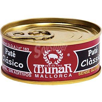 MUNAR Paté de hígado clásico lata 95 g