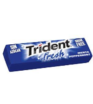 Trident Chicles sabor menta sin azúcar Paquete 13,30 g