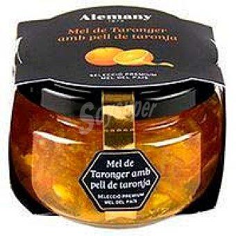 Alemany Miel con piel de naranja alemany, frasco 150 G Frasco 150 g