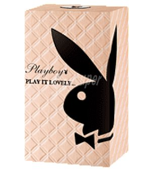 PlayBoy Colonia femenina lovely spray 75 ml