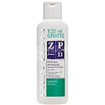 REVLON ZP 11 Champú anticaspa para cabello graso frasco 300 ml + 100 ml gratis Frasco 300 ml