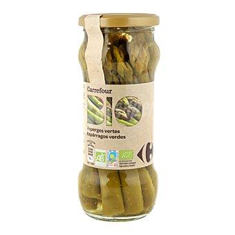 Carrefour Bio Esparrago verde Frasco de 175 g