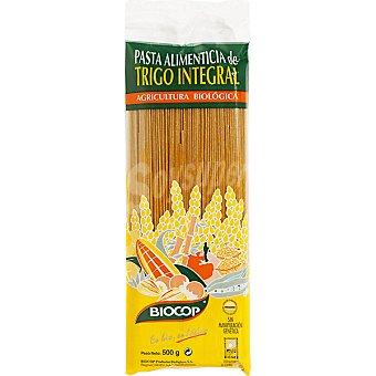 Biocop Espaguetis ecológicos de trigo integral 500 g