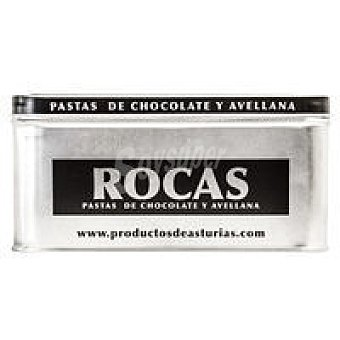Tierra Astur Roca de chocolate Lata 30 g