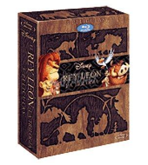 Disney Pack el rey leon trilogy combo br