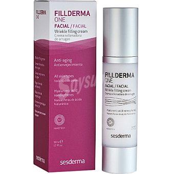 Sesderma Fillderma ONE crema rellenadora de arrugas antienvejecimiento para todo tipo de pieles dosificador 50 ml Dosificador 50 ml