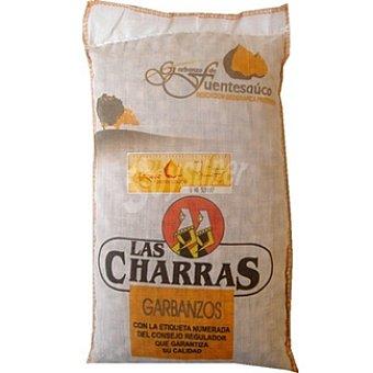 Las Charras Garbanzos de fuentesauco saco 1 kg