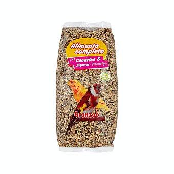 Granzoo Comida canario jilguero mixtura Paquete de 1 kg