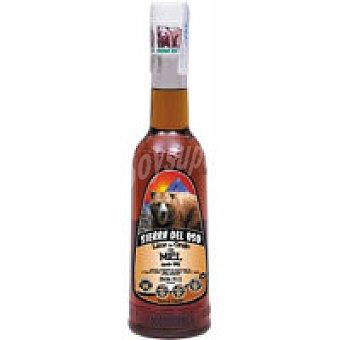 Sierra Del Oso Orujo con miel Botella 70 cl