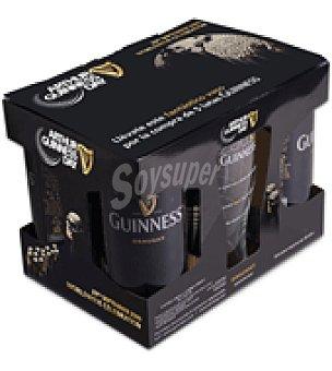 Guinness Cerveza Pack de 5 latas de 44 cl