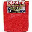 Estropajo de microfibra y abrasivo especial sartenes antiadherentes 17x23  envase 3 unidades PAMEX