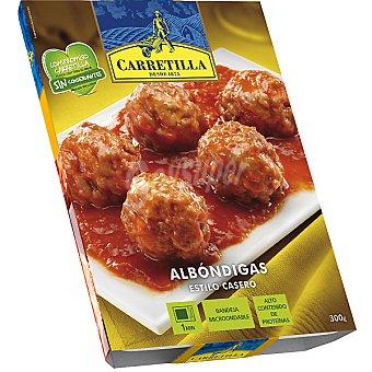 Carretilla Albóndigas estilo casero Envase 300 g