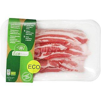 ECO-AVINYO Panceta de cerdo ecologico peso aproximado Bandeja 300 g