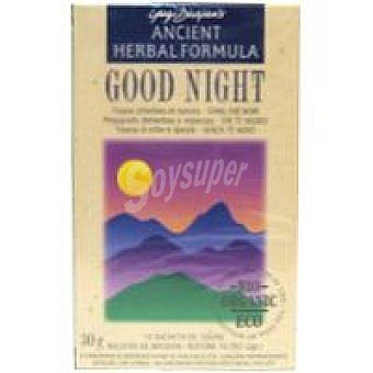 Yogi Tea Tea Good Night Caja 34 g
