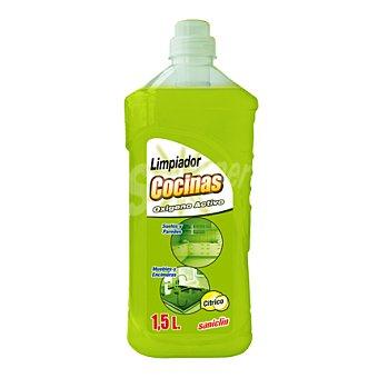 SANICLIN Limpiador cocinas oxigeno activo 1,5 l