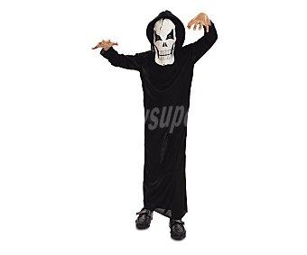 My other me Disfraz infantil Fantasma de la muerte, talla de 5 a 6 años 1 unidad