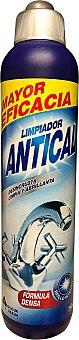 BOSQUE VERDE Limpiador antical gel (desincrusta, limpia y abrillanta) Botella de 750 cc