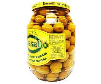 Roselló Aceitunas Manzanilla sabor Anchoa 550 Gramos