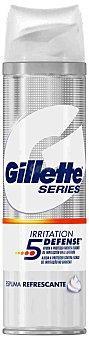 Gillette Espuma Gillette Series Anti-Irritación