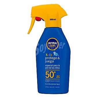 Nivea Sun kids spray solar protege&hiddrata sfp 50 pistola 300 ml