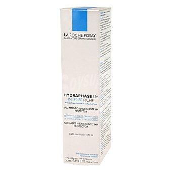 La Roche-Posay Crema rehidratación intensiva 24 horas, con ácido hialurónico fragmentado 50 Mililitros