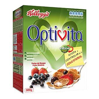Kellogg's Cereales con frutas del bosque Optivita 300 g