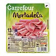Mortadela en lonchas - Sin Gluten 250 g Carrefour