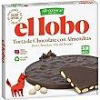 Torta de chocolate con almendras Estuche 200 g El Lobo