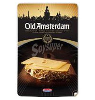 Queso old amst. gouda lonchas 125 G