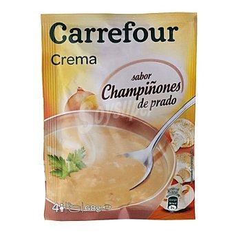 Carrefour Crema de champiñón deshidratado cremosa 68 g