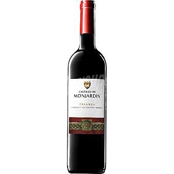 Castillo de Monjardin Vino Tinto Crianza Navarra Botella 75 cl