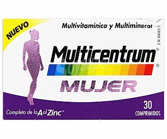 Multicentrum Complemento alimenticio multivitamínico y multimineral Caja 30 uds