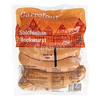 Carrefour Salchiichas bockwurst 990 g