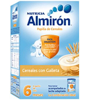 ALMIRON Cereal con galleta 600 g