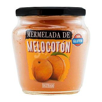 Hacendado Mermelada melocoton Tarro 440 g