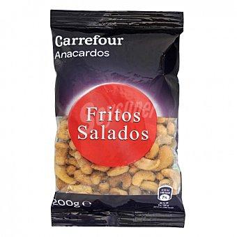 Carrefour Anacardos fritos y salados 200 G 200 g