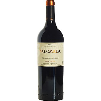 VALCAVADA Vino tinto reserva D.O. Rioja botella 75 cl 75 cl