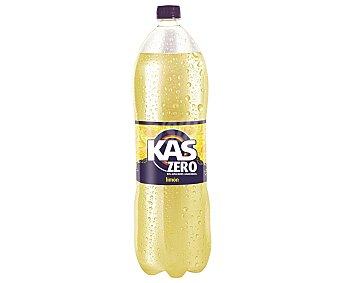 Kas Refresco de limón zero Botella 2L