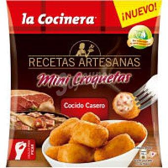 La Cocinera Mini croquetas de cocido Bolsa 450 g