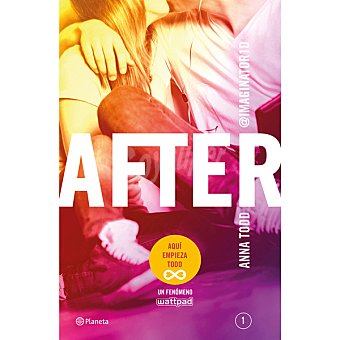 Anna Todd After ( )