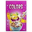 Cereal aros colors sabor fruta Paquete 500 g Hacendado
