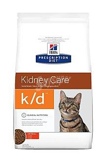 Hill's Prescription Diet Pienso para gatos adultos Hills Prescription Diet k/d Kidney Care pollo 1,5 kg 1,5 kg