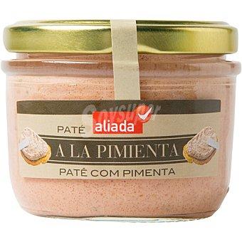 Aliada Paté a la pimienta Frasco 125 g