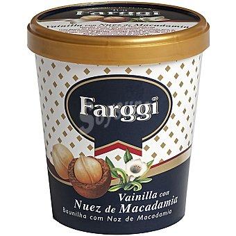 Farggi Vainilla nuez macadamia Tarrina 500 ml