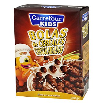 Carrefour Kids Bolas de chocolate 500 g