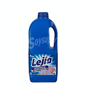 Bosque Verde Lejia detergente Botella 2 l