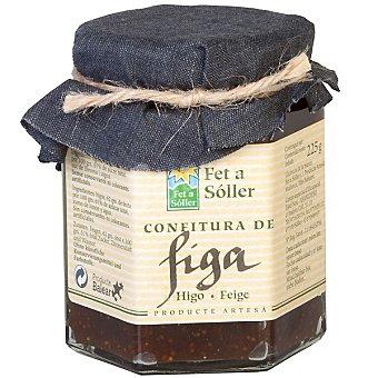 Fet a Soller Confitura de higo Frasco 225 g